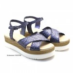 Sandaal blauw IB 02 Daniele Tucci
