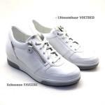 Sneaker Wit TULIA H Mobils